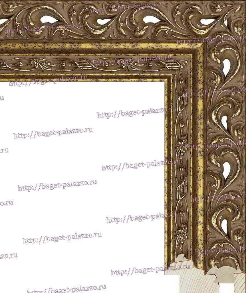 NA114.1.304 Деревянный багет