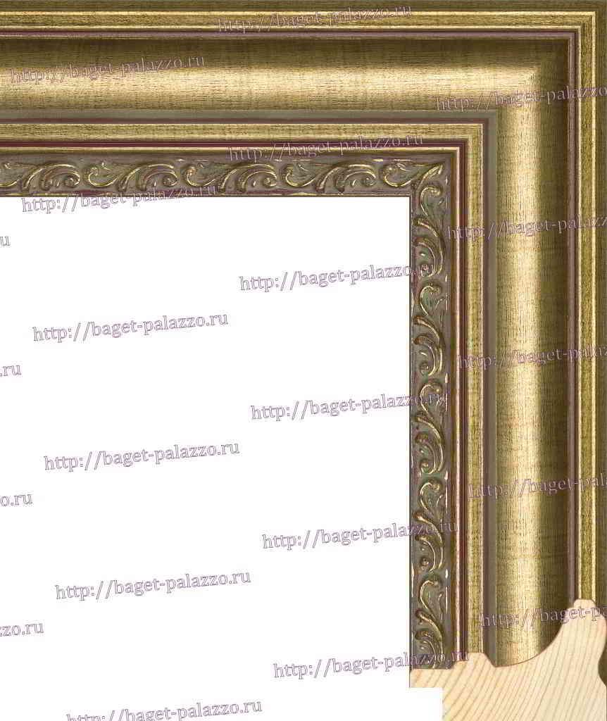 NA058.1.129 Деревянный багет