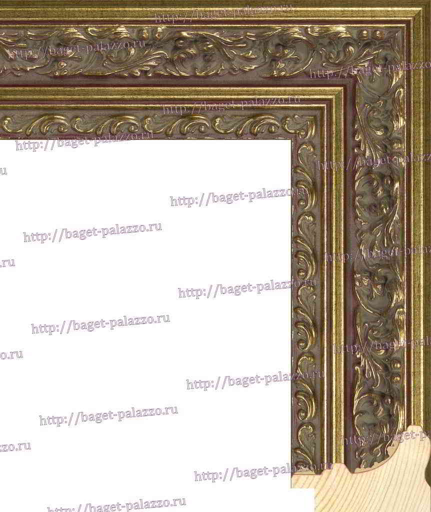 NA058.2.129 Деревянный багет