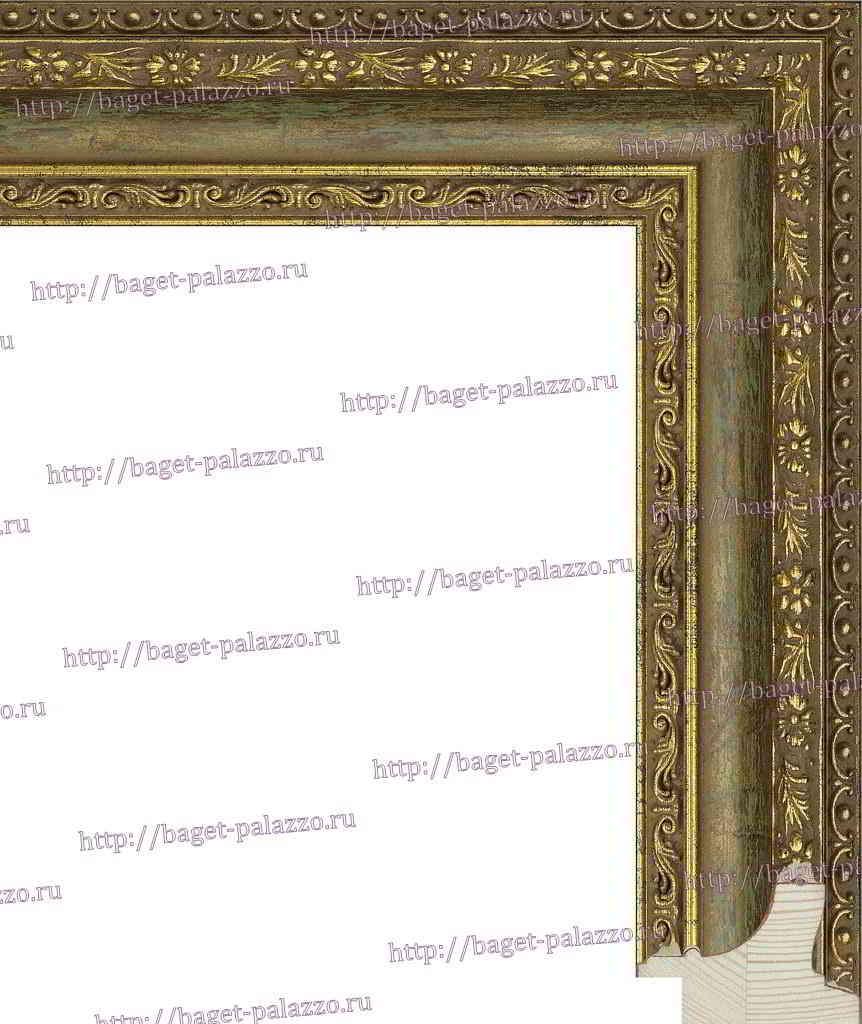 NA055.1.097 Деревянный багет