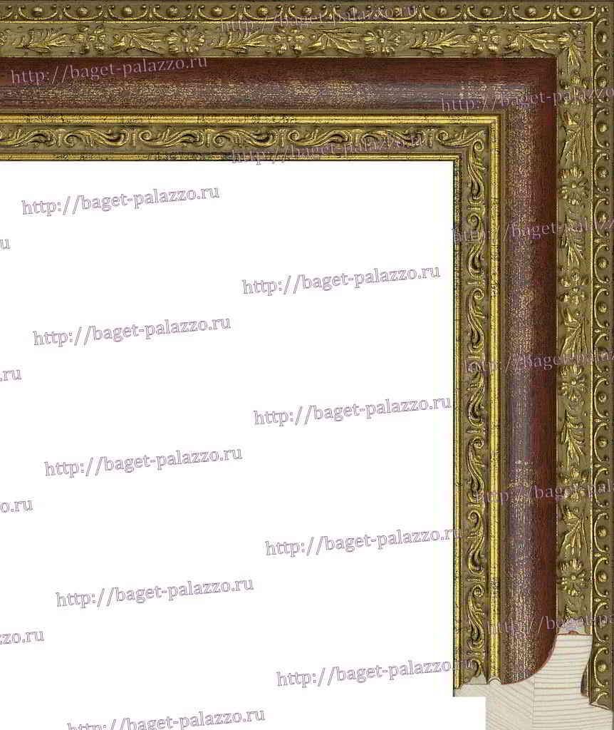 NA055.1.100 Деревянный багет