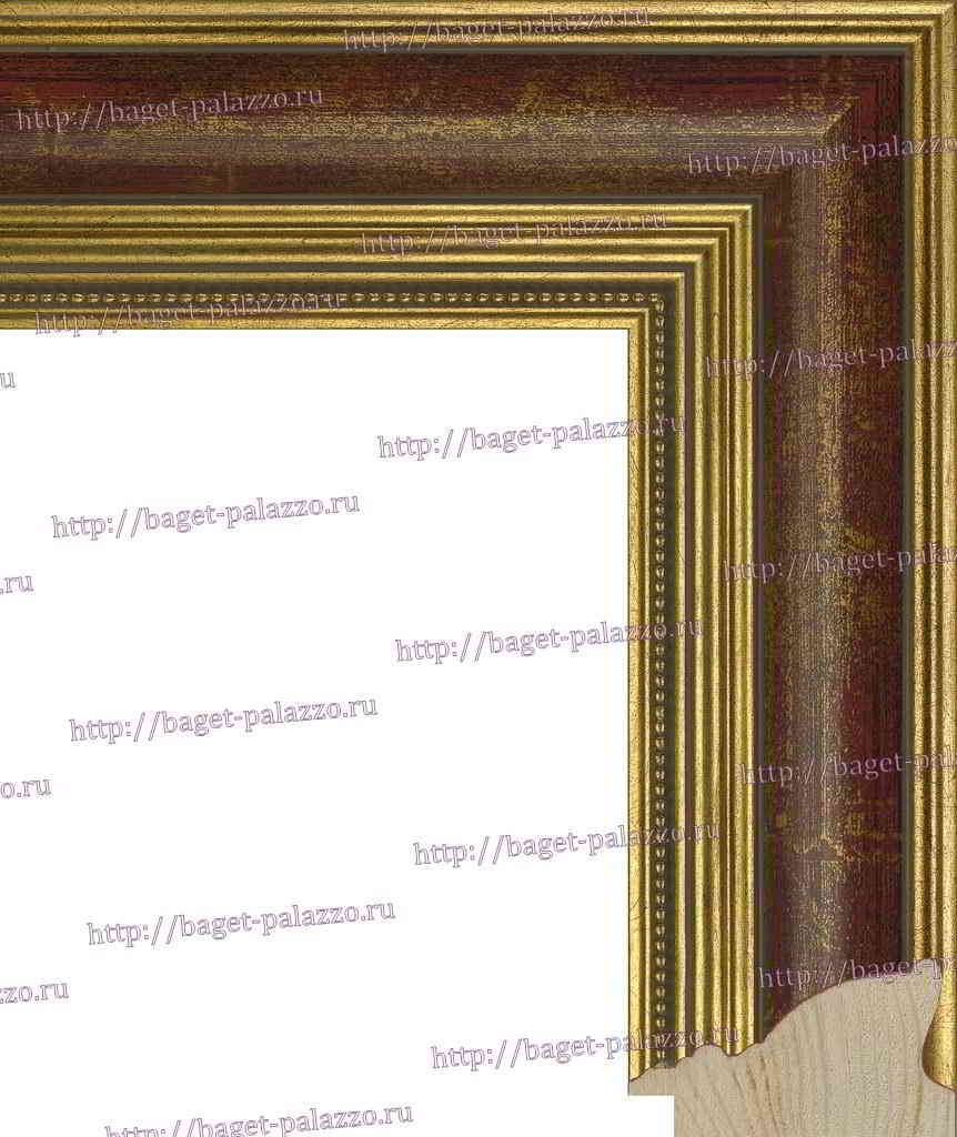 NA035.1.059 Деревянный багет
