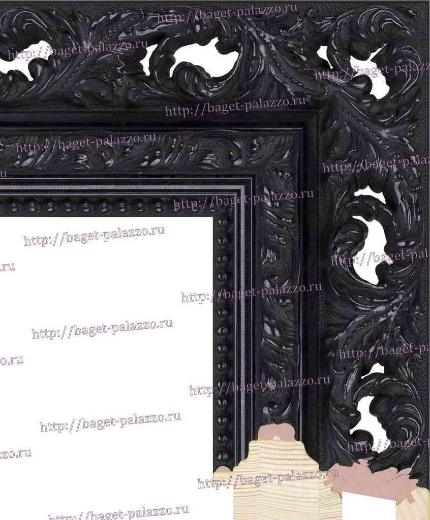 NA021.1.207 Деревянный багет
