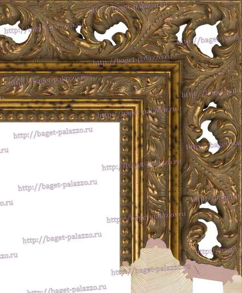 NA021.1.209 Деревянный багет