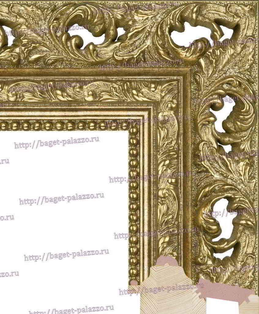 NA021.1.210 Деревянный багет
