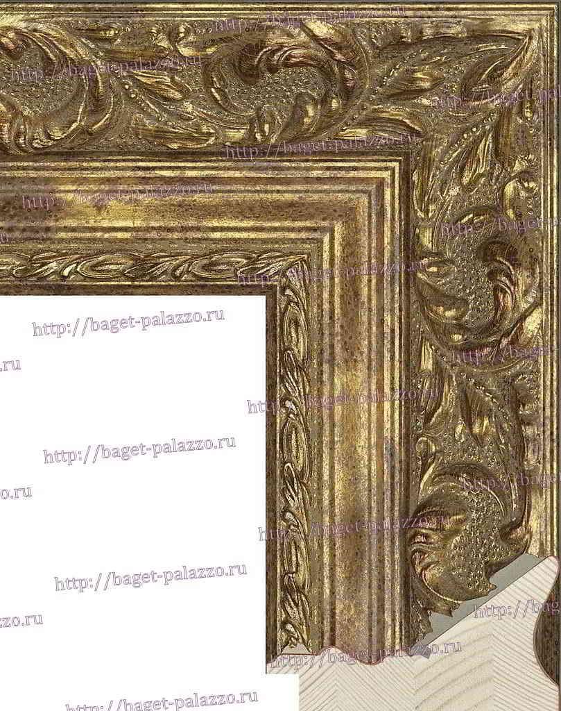 NA023.1.356 Деревянный багет